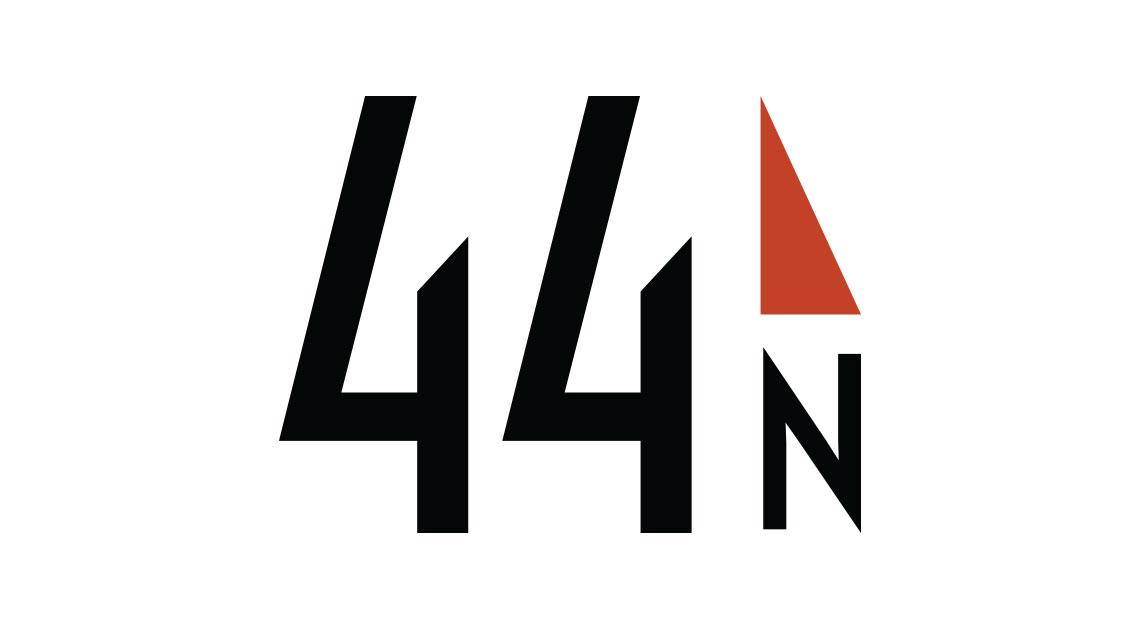 Logo design - 44North