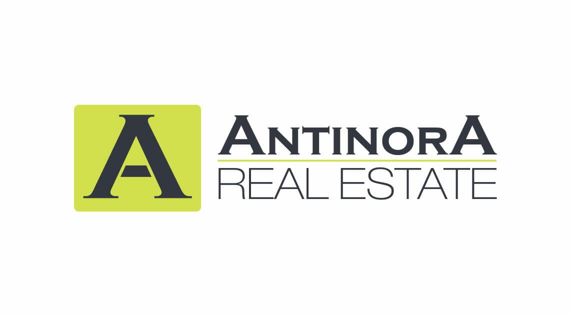 Logo design - Antinora Real Estate