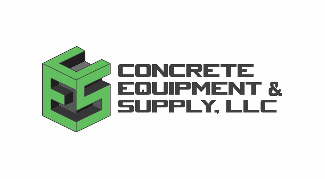Logo design - Concrete Equipment & Supply