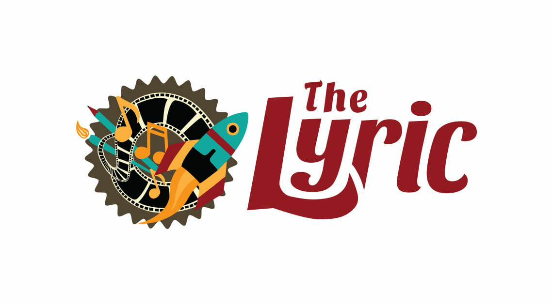 Logo design - The Lyric
