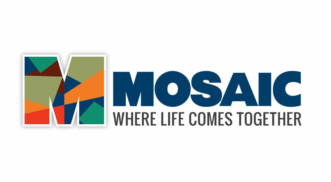 Logo design - Mosaic