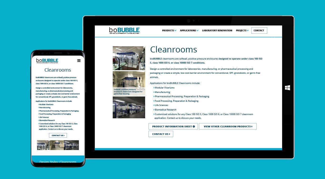 biobubble-child-web-design