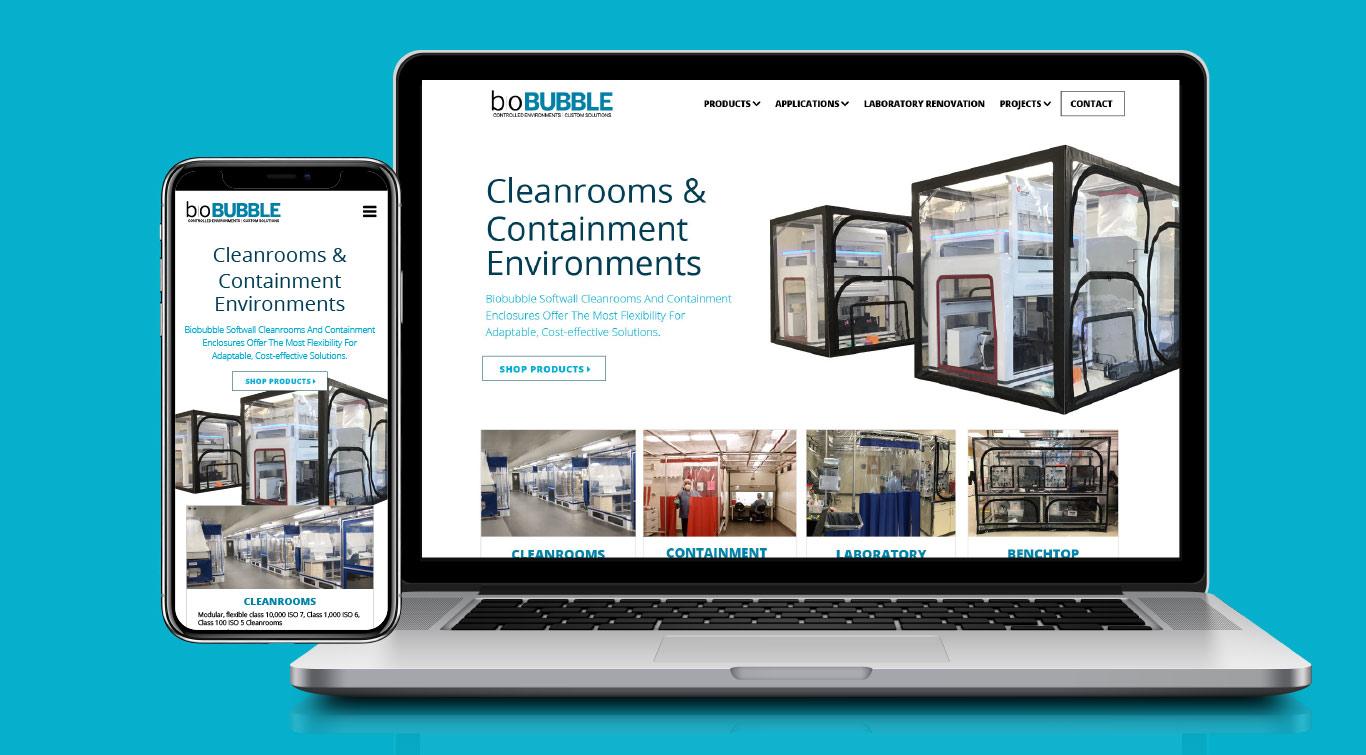 biobubble-home-web-design