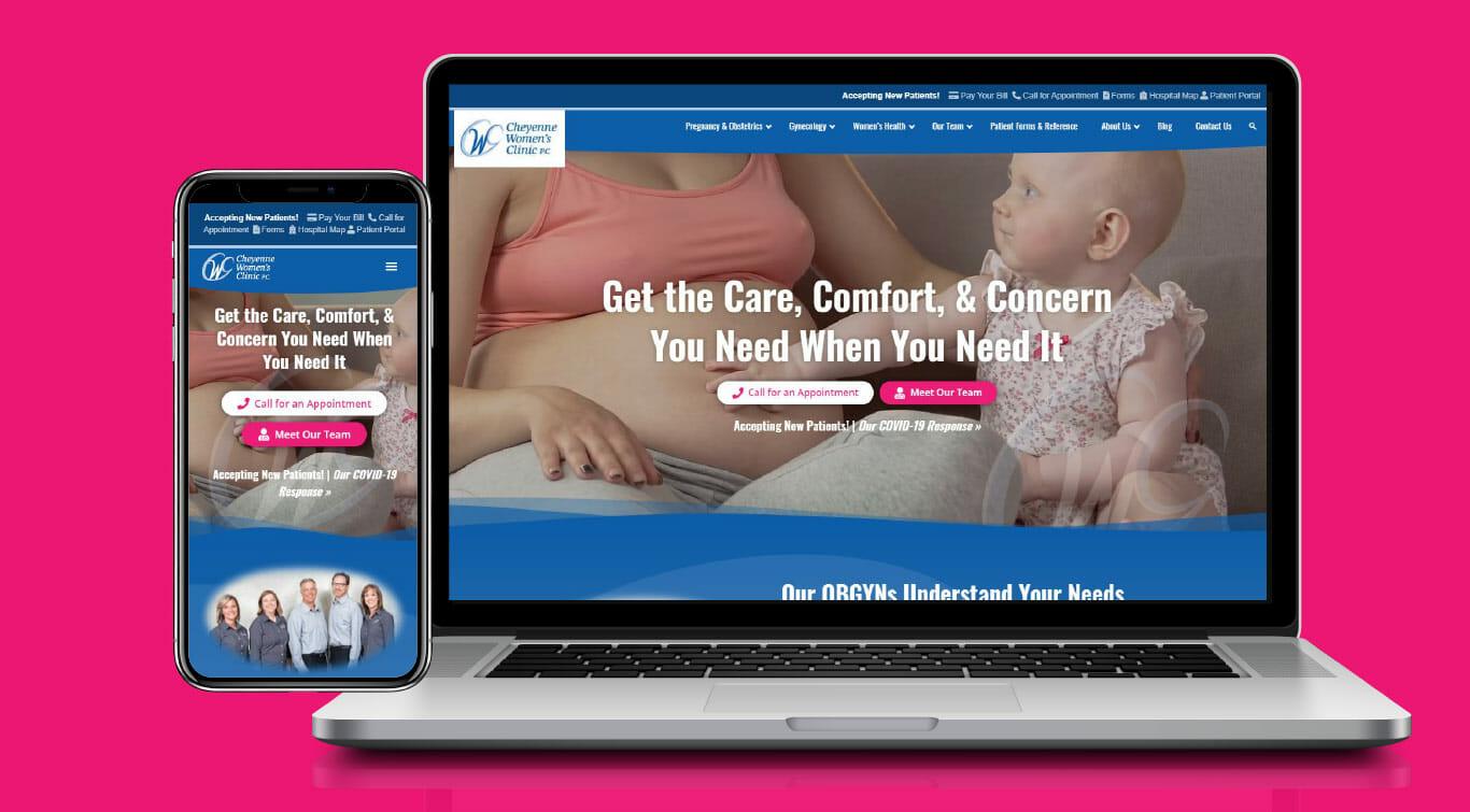 cwc-home-website-design