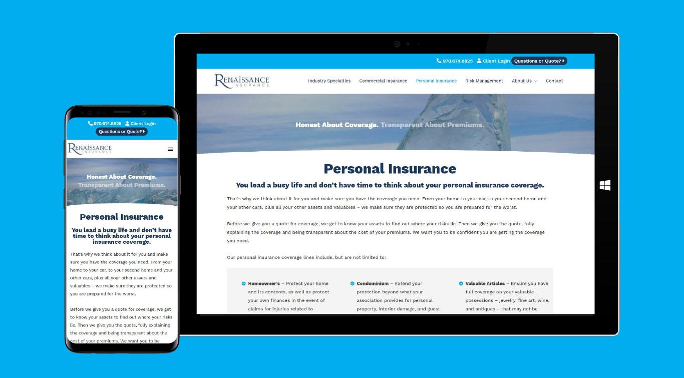 renins-childpage-website-design