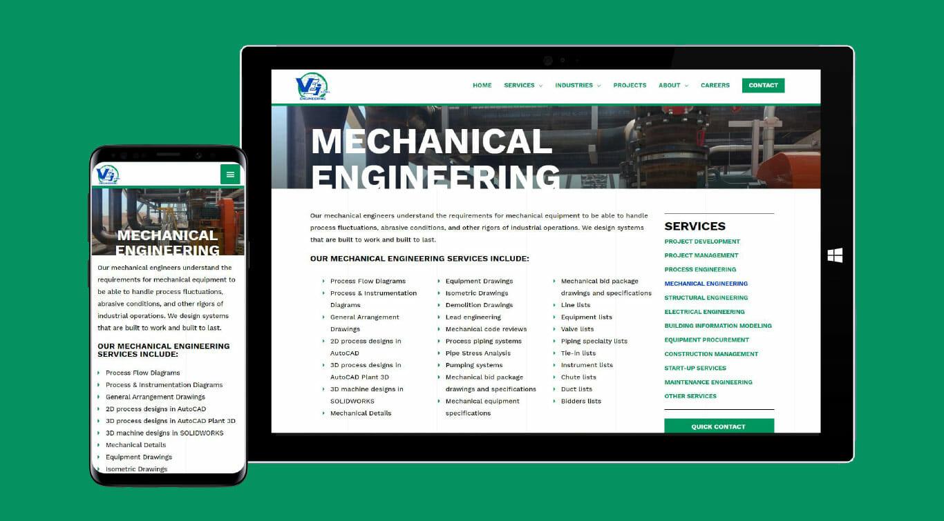 vei-child-web-design