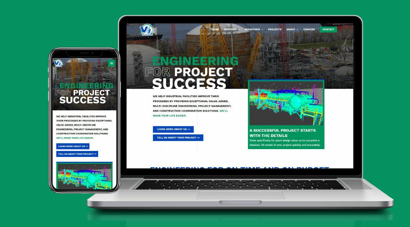 vei-home-web-design