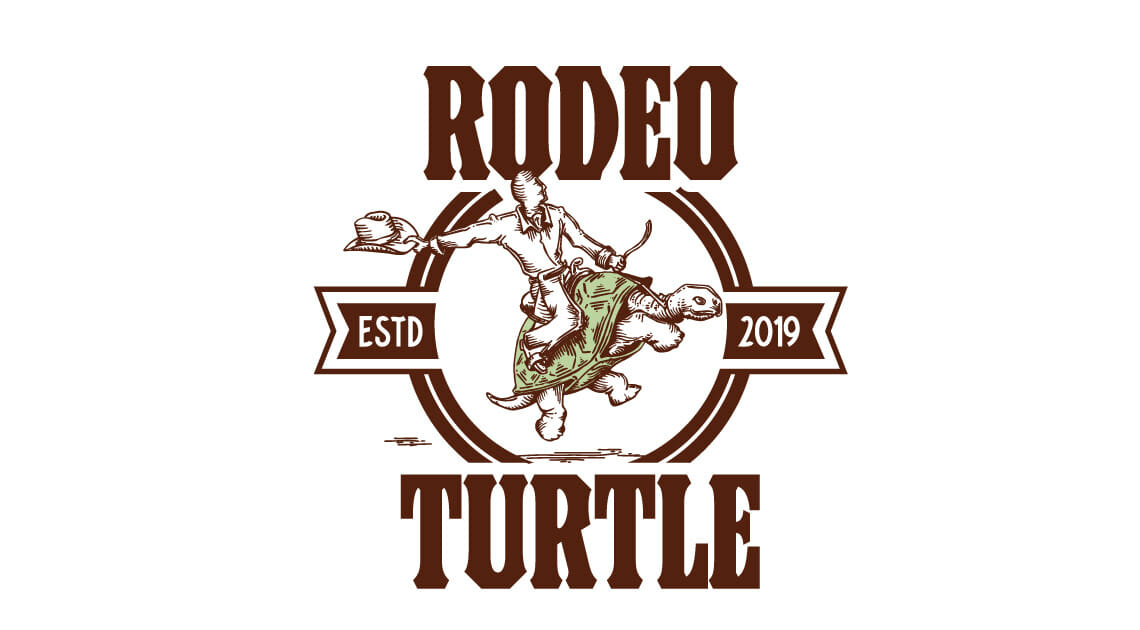Logo design - Rodeo Turtle